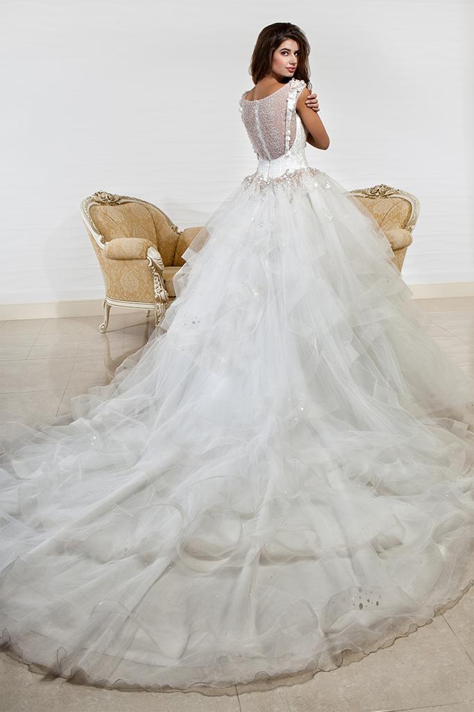 Wedding dresses Arina - foto 3