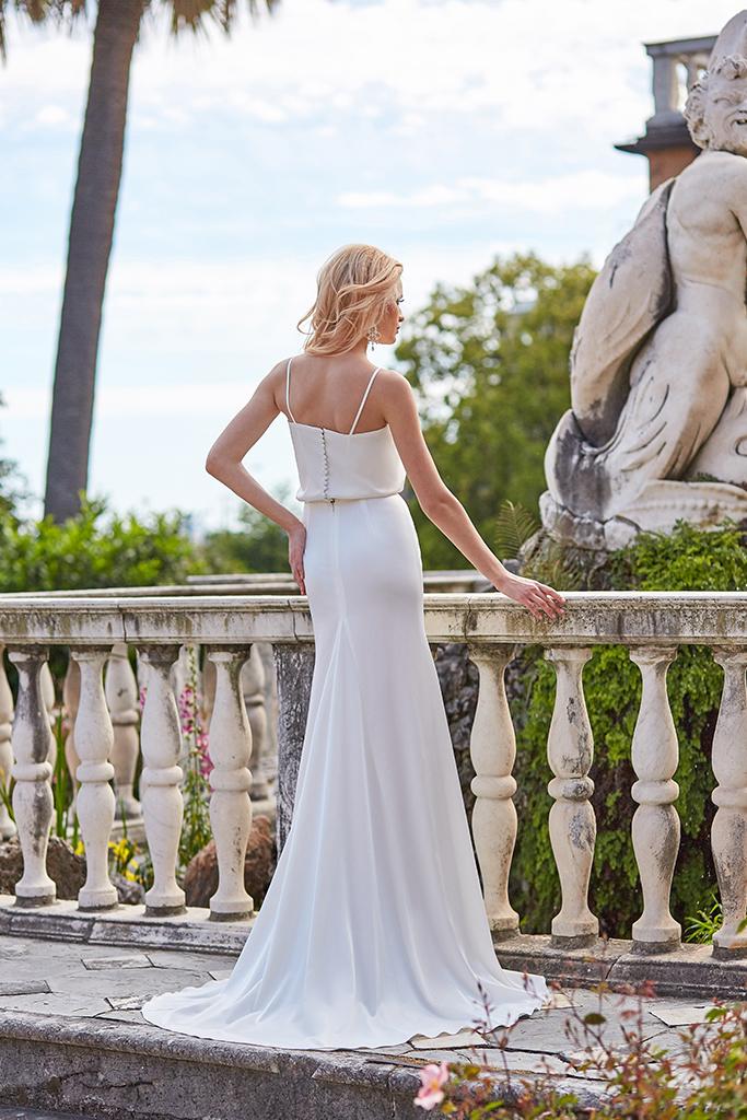 Wedding dresses Luna - foto 3