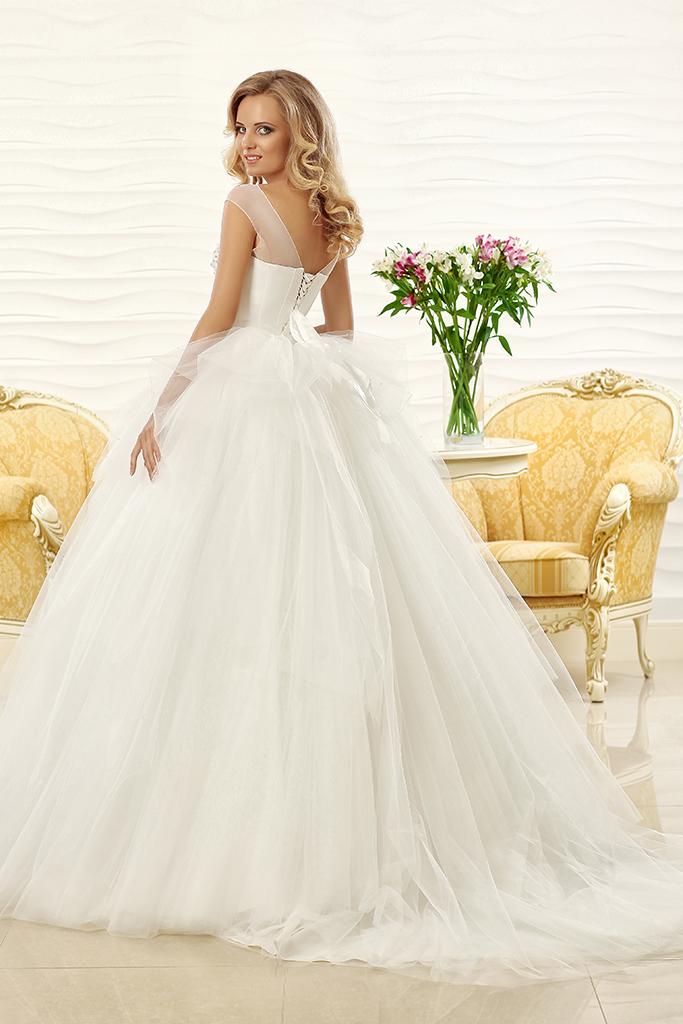 Wedding dresses Maja - foto 4
