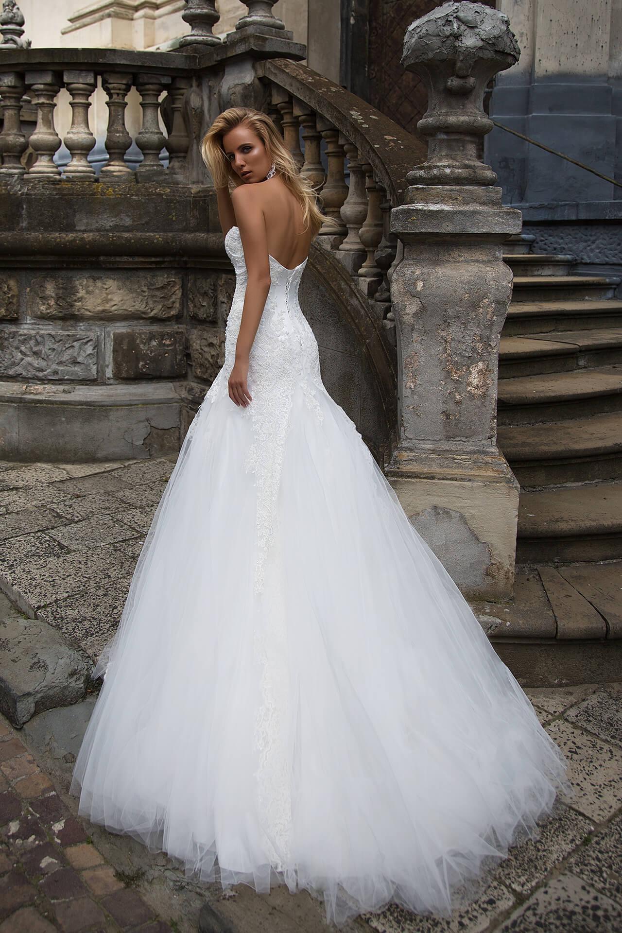 Весільні сукні Scarlett - Фото 3