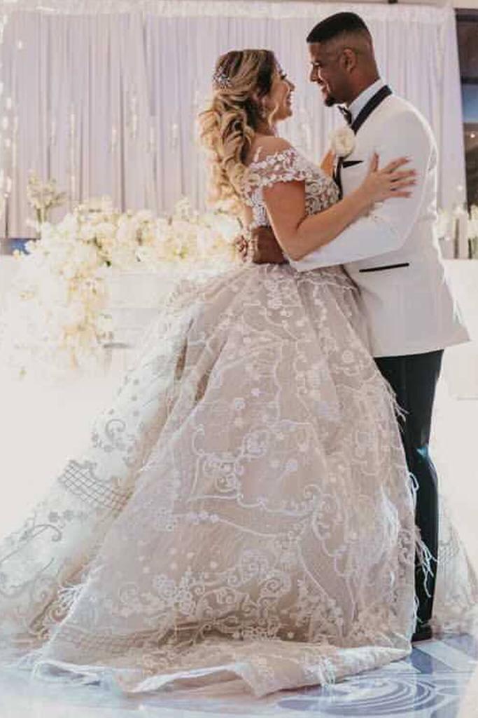 Real brides Elizabeth - foto 2