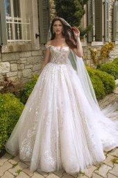 Wedding dresses Leila Color  Blush  Ivory - foto 2