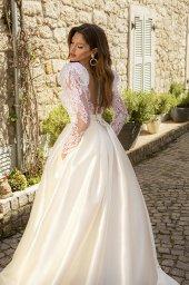 Wedding dresses Lorette Color  Ivory - foto 4