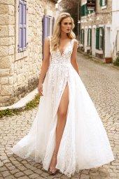 Wedding dresses Vivienne Color  Ivory-blush - foto 3
