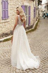 Wedding dresses Vivienne Color  Ivory-blush - foto 5