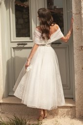 Wedding dresses Noemi Color  Ivory - foto 3