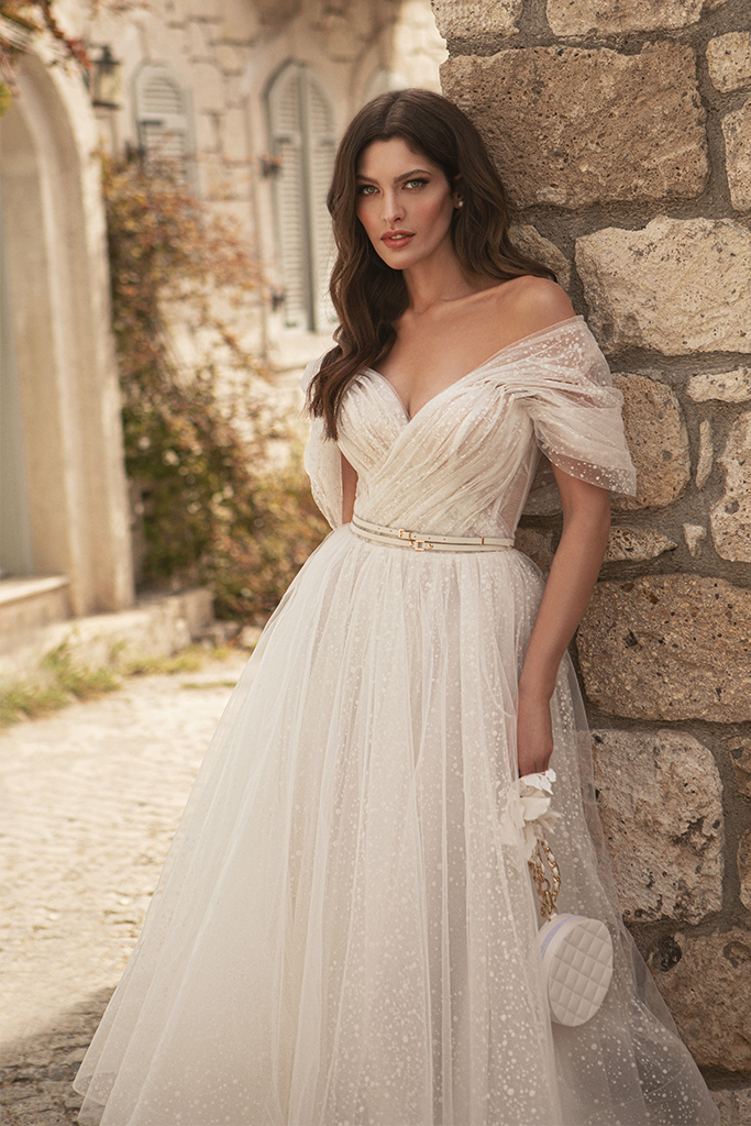 Wedding dresses Noemi Color  Ivory - foto 2