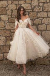 Wedding dresses Noemi Color  Ivory - foto 4