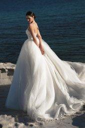 Suknie ślubne Ariella Sylwetka  Princessa  Dekolt  Z ramiączkami - foto 5