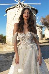 Wedding dresses Chiara Color  Silver  Ivory - foto 2