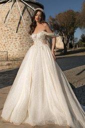 Wedding dresses Chiara Color  Silver  Ivory - foto 5
