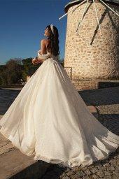 Wedding dresses Chiara Color  Silver  Ivory - foto 3