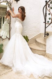 Wedding dresses Gia Color  Ivory - foto 2