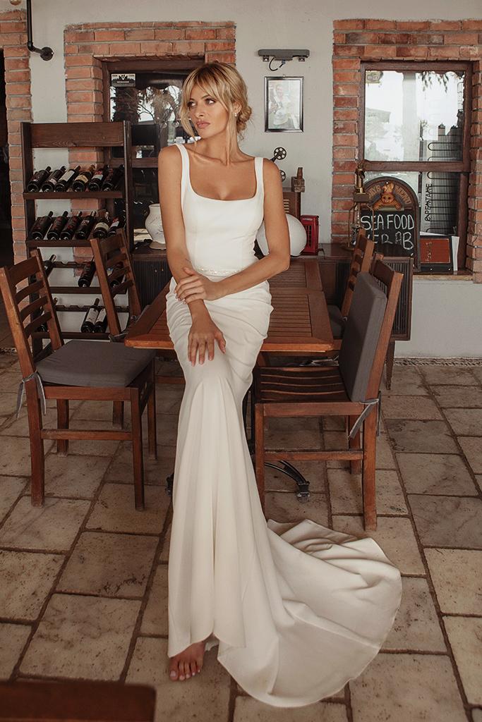 Wedding dresses Goldie Color  Ivory - foto 2