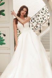 Wedding dresses Luna Color  Ivory - foto 5