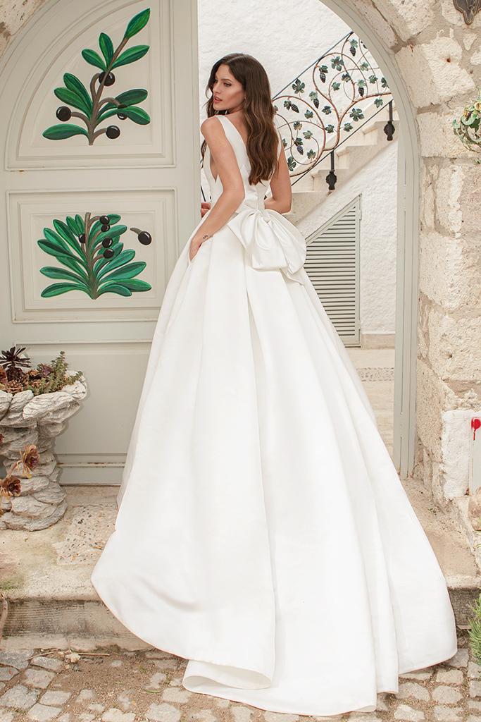 Wedding dresses Luna Color  Ivory - foto 4