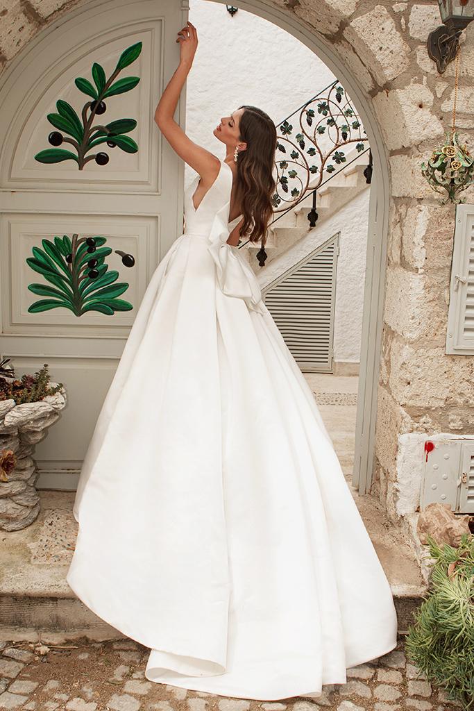 Wedding dresses Luna Color  Ivory - foto 3