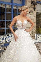 Wedding dresses Lia  Color  Ivory-blush - foto 2