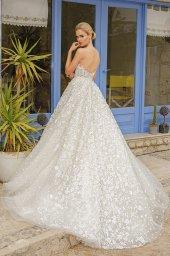 Wedding dresses Lia  Color  Ivory-blush - foto 5