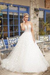 Wedding dresses Lia  Color  Ivory-blush - foto 4