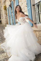 Wedding dresses Fleur Color  Ivory-blush - foto 5