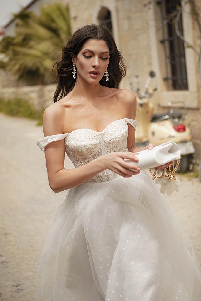 Wedding dresses Marisa Color  Ivory - foto 3