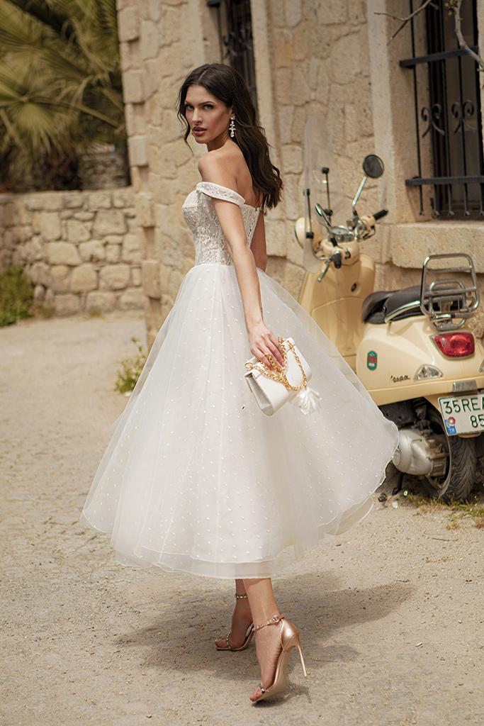 Wedding dresses Marisa Color  Ivory - foto 4