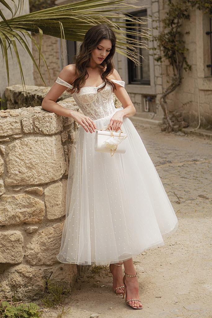 Wedding dresses Marisa Color  Ivory - foto 2