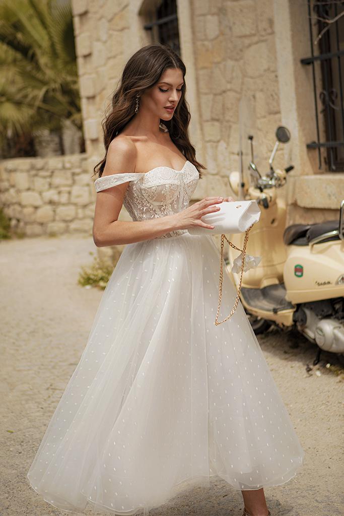 Wedding dresses Marisa Color  Ivory - foto 5
