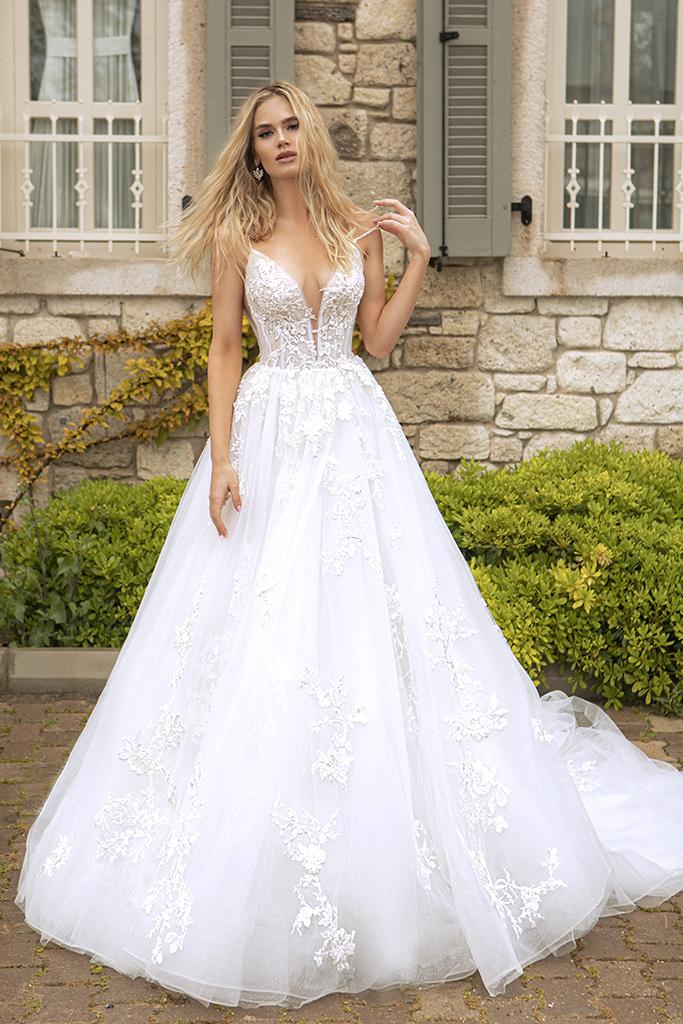 Wedding dresses Juliana Color  Ivory - foto 2