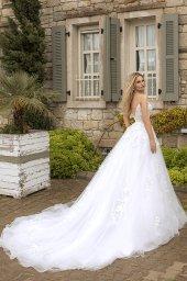Wedding dresses Juliana Color  Ivory - foto 3