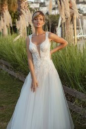 Wedding dresses Sienna Color  Cappuccino  Ivory - foto 2