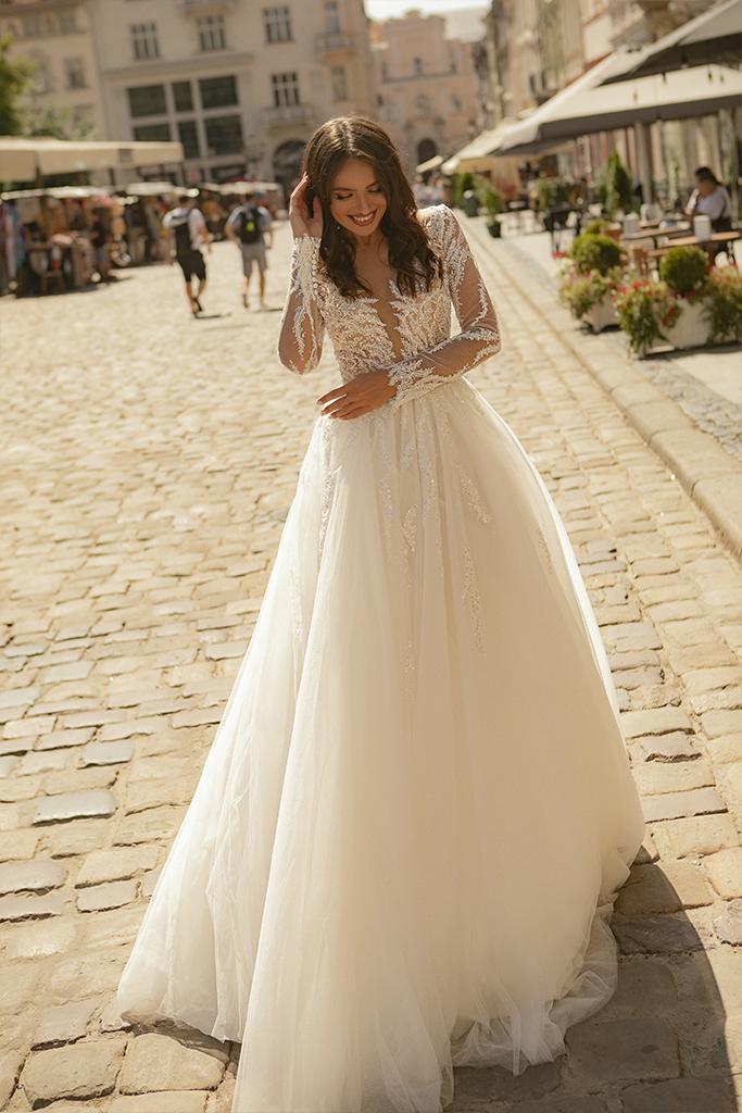 Wedding dress Agata - foto 2