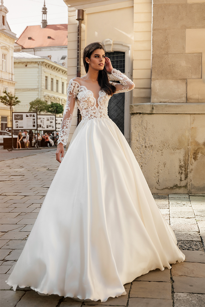 Wedding dress Aimi - foto 4