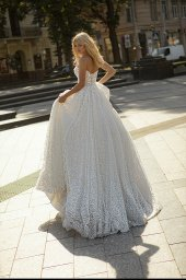 Wedding dress Amandine - foto 3