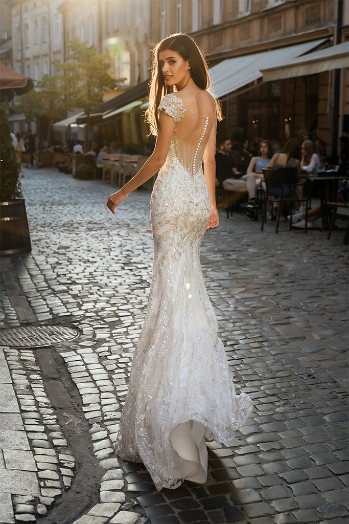 Wedding dress Garsy  - foto 2