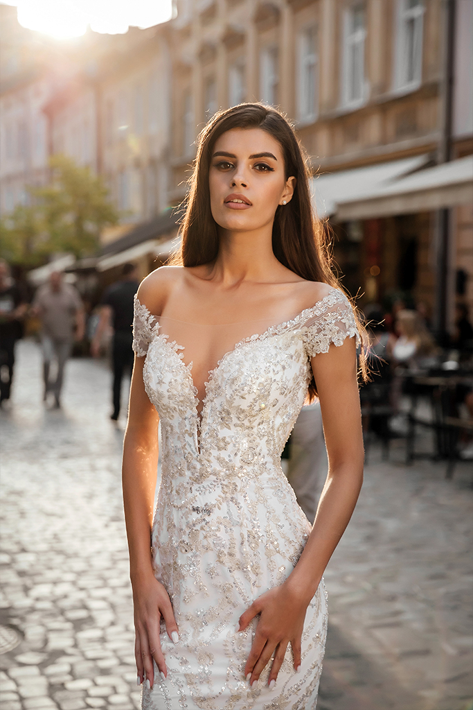 Wedding dress Garsy  - foto 3
