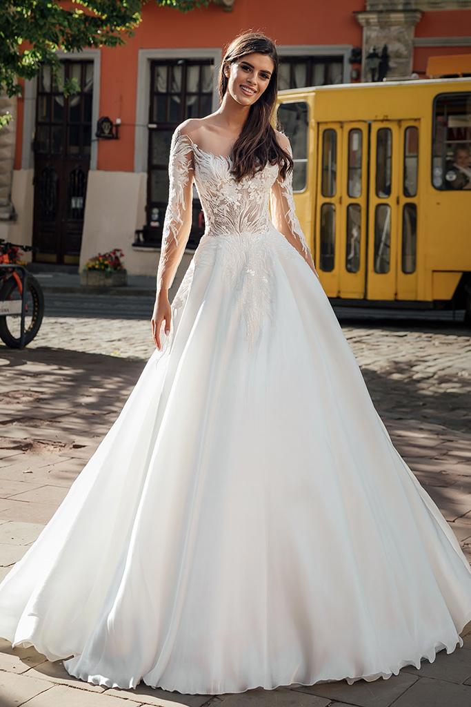 Wedding dress Gladys  - foto 3