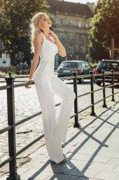 Wedding dress Dezire Color  Ivory  Neckline  Square  Sleeves  Wide straps  Train  No train - foto 2