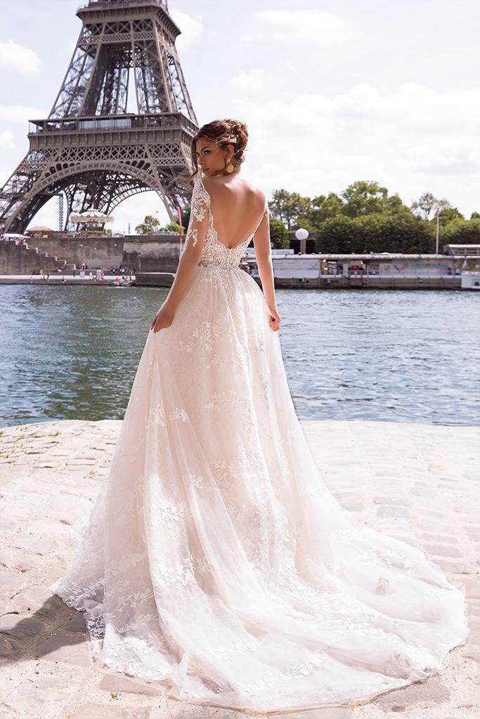 Wedding dress Virginia - foto 3