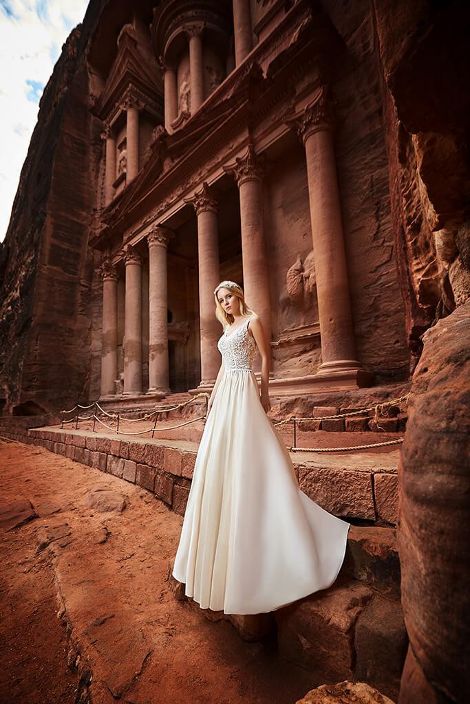 Свадебные платья Jordania - Фото 2