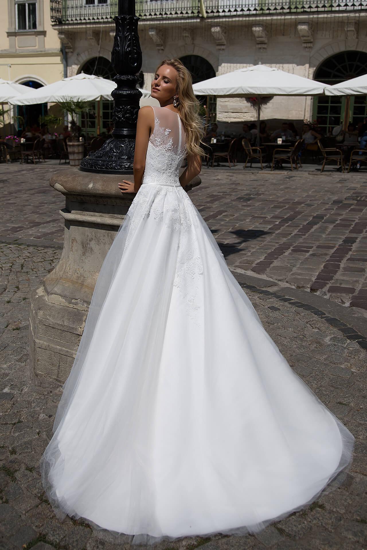 Wedding dresses Samanta - foto 3