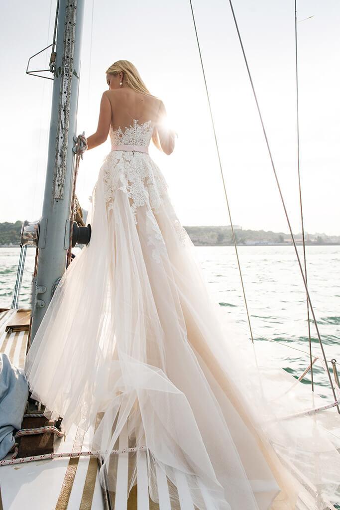 Wedding dresses Fia - foto 3