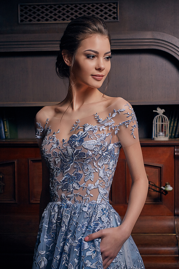 Evening gowns 1264 - foto 2