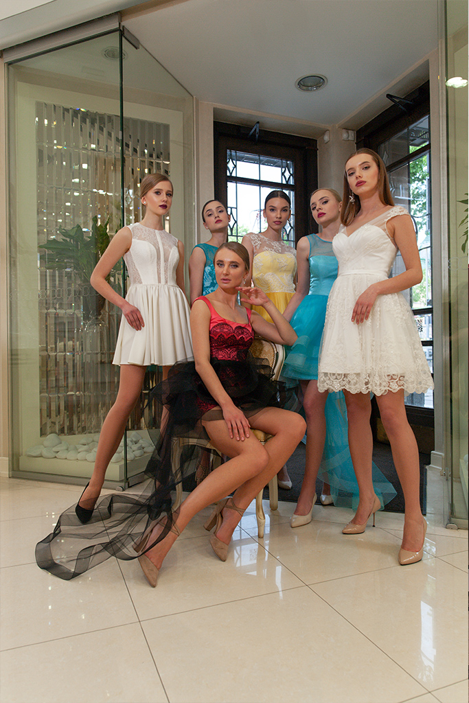 Evening gowns 1019-2 - foto 3