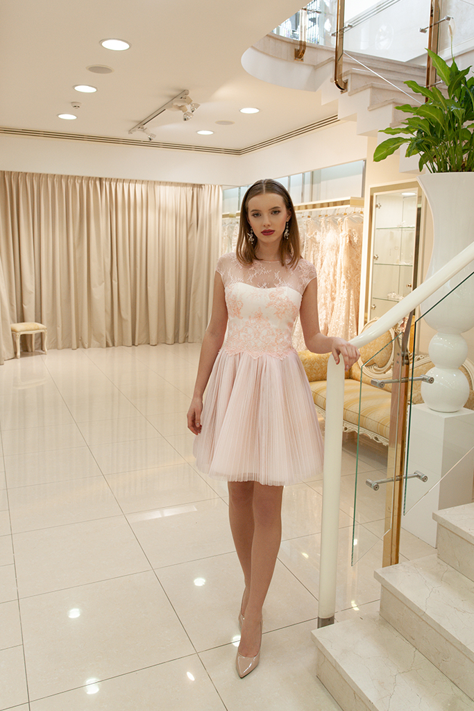 Вечерние платья 1019-6 - Фото 2