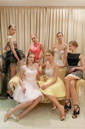 Вечерние платья 1019-6 - Фото 4