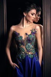 Evening gowns 1234 - foto 2