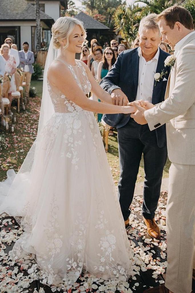 Real brides Fiorina