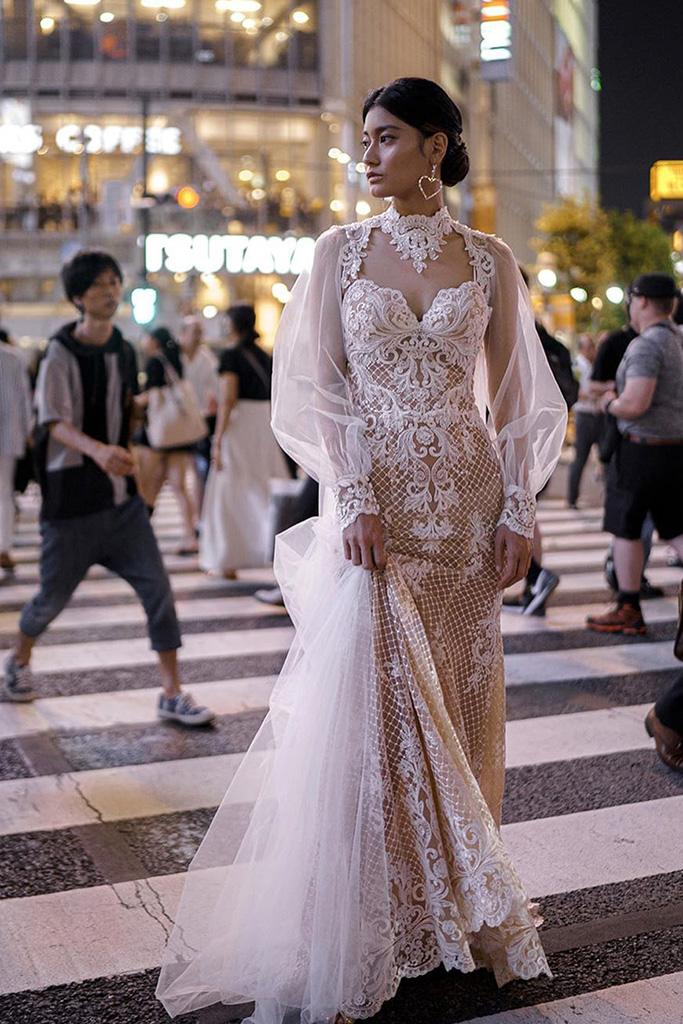 Real brides Mona